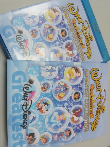 Walt Disney Classic Animation Collection photo review